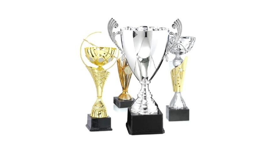 Coupes trophées personnalisables