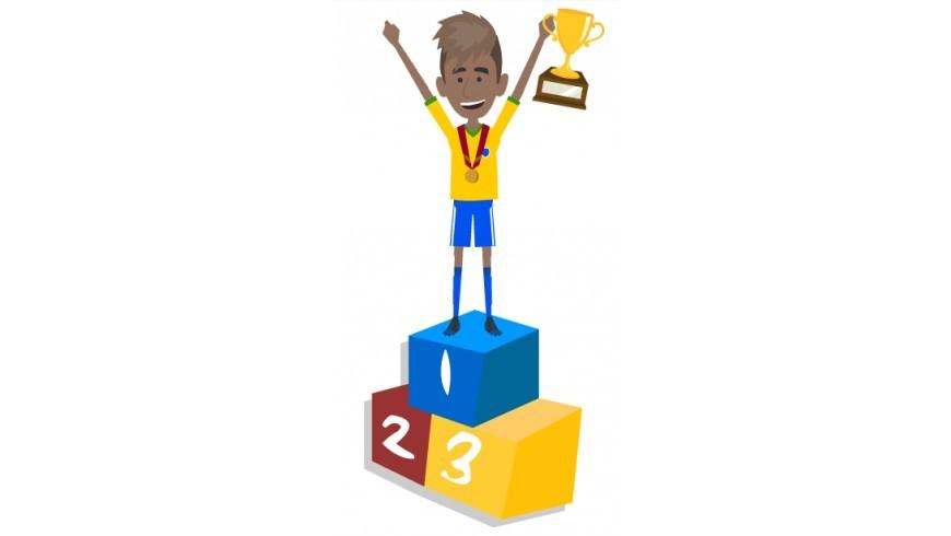 Les valeurs autour de la récompense sportive